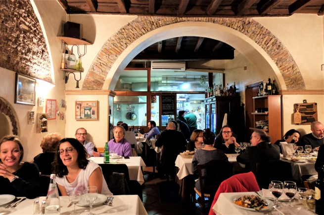 La Mani In Pasta Roma