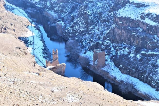 İpek Yolu Köprüsü Kars