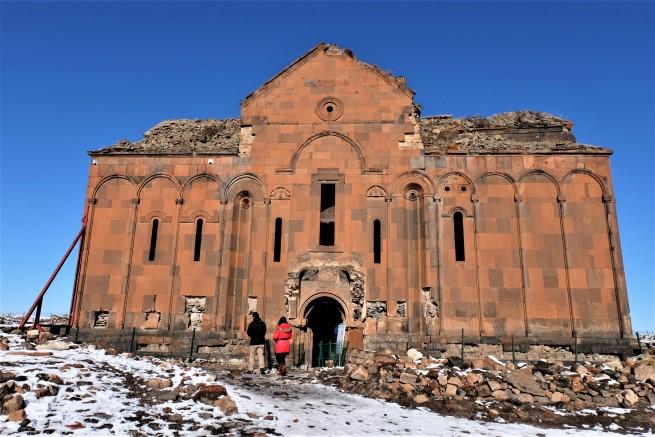 Ani Harabeleri Büyük Katedral