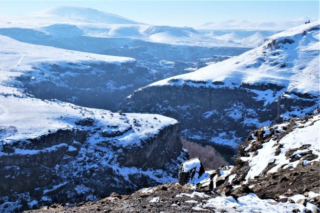 Ermenistan Sınırı Kars