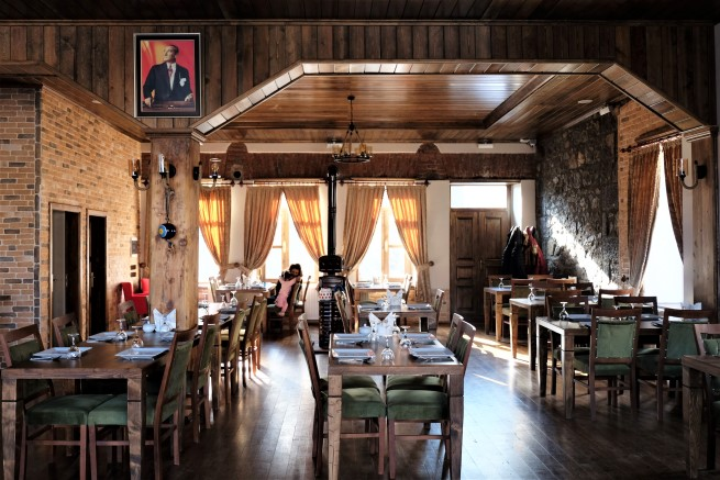 Puşkin Restoran Kars