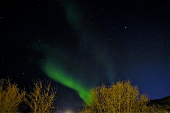 Kuzey Işıkları Norveç (2)