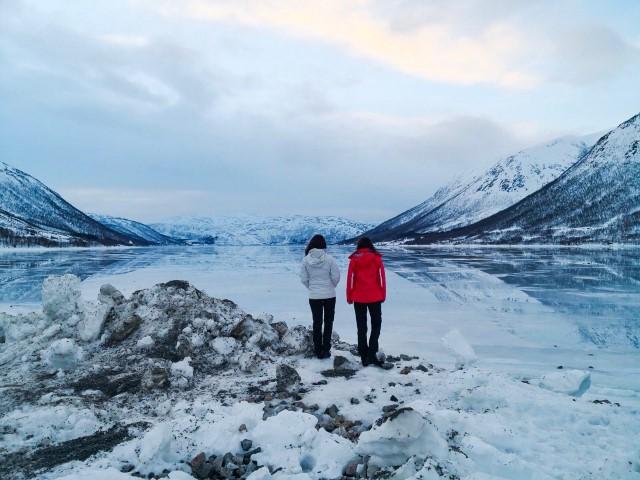Tromso Norveç