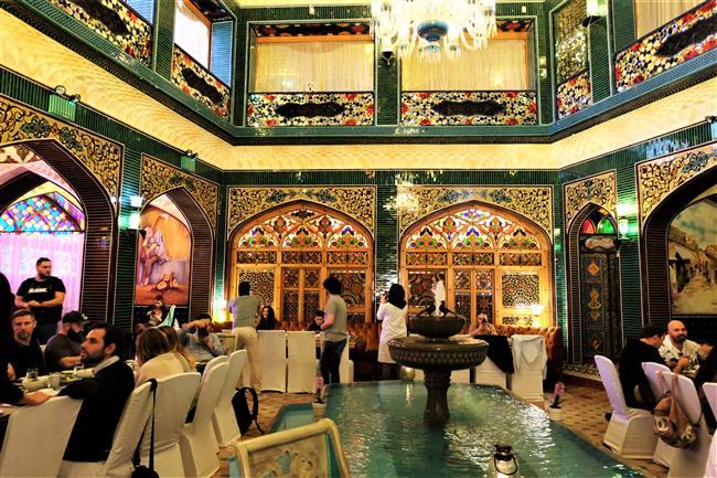 Doha'da Yeme İçme