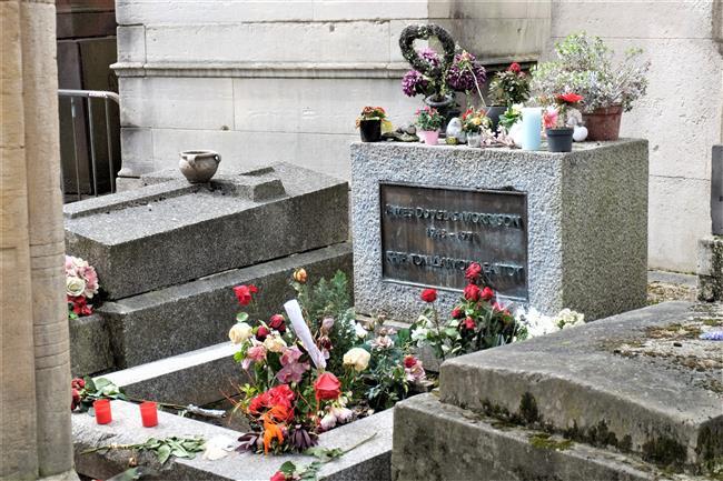 Jim Morisson'ın Mezarı