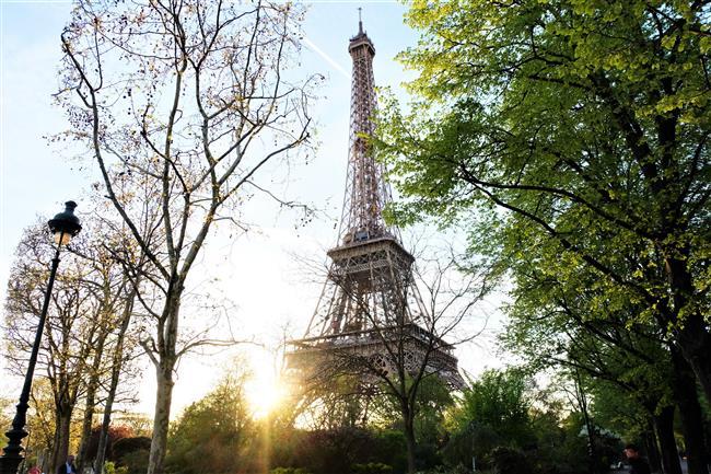 Eiffel Kulesi Paris (2)