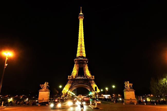 Eiffel Kulesi Paris (5)