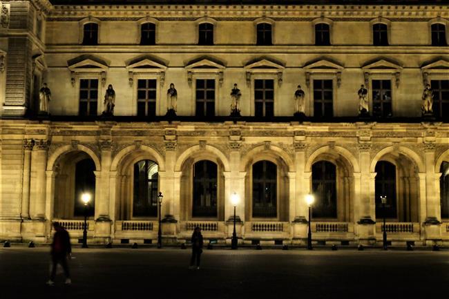 Louvre Müzesi (2)