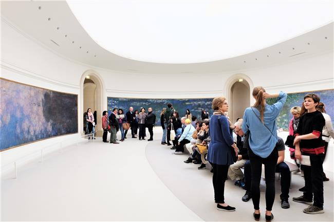 Orangerie Müzesi Paris (2)