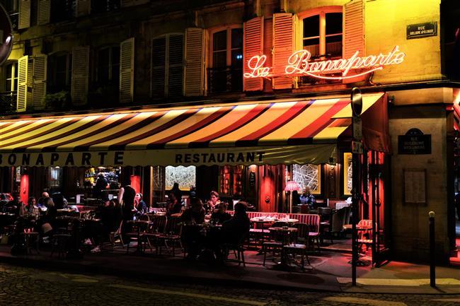 Paris Yeme İçme