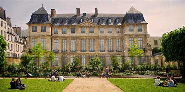 Picasso Müzesi Paris 1