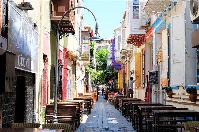İzmir Mekanları