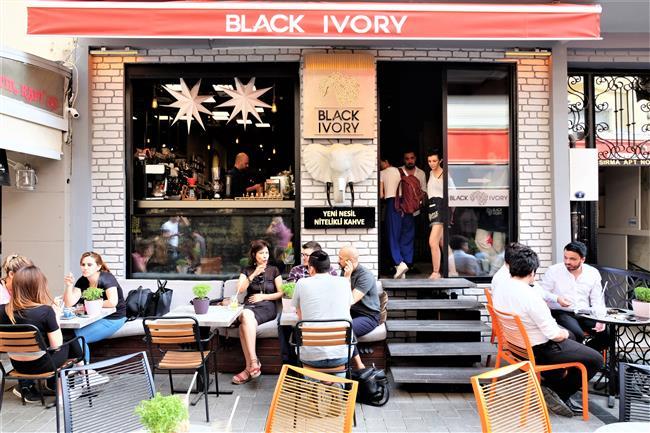 Black Ivory İzmir