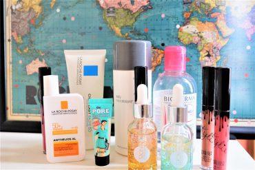 Seyahatlerde Yanımıza Aldığımız Favori Kozmetik Ürünleri