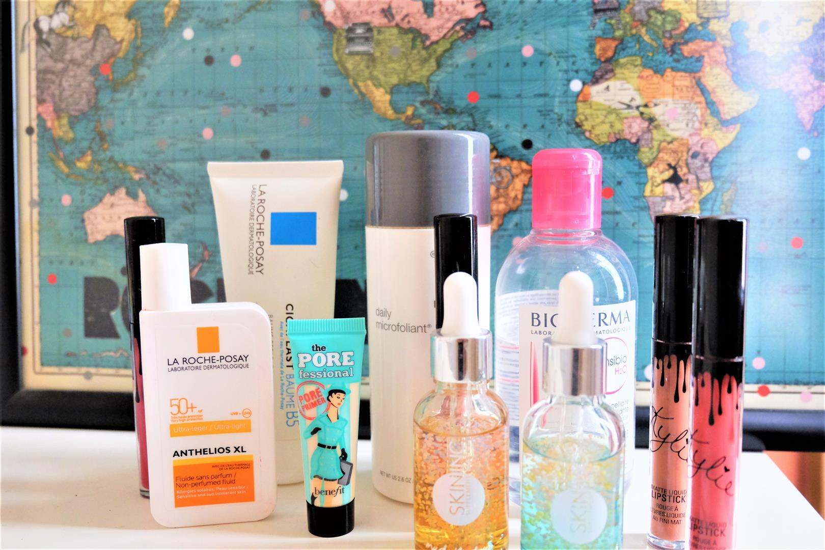 En Yeni ve En Beğenilen Kozmetik Ürünler