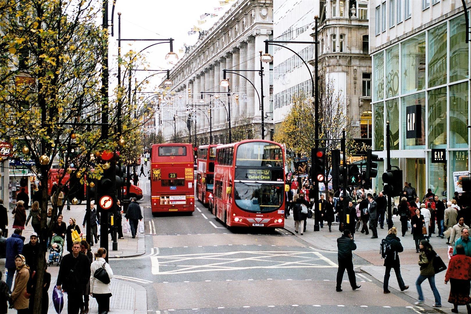 Londra'ya yerleşmek (1)