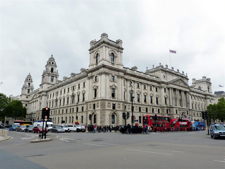 Londra'ya yerleşmek