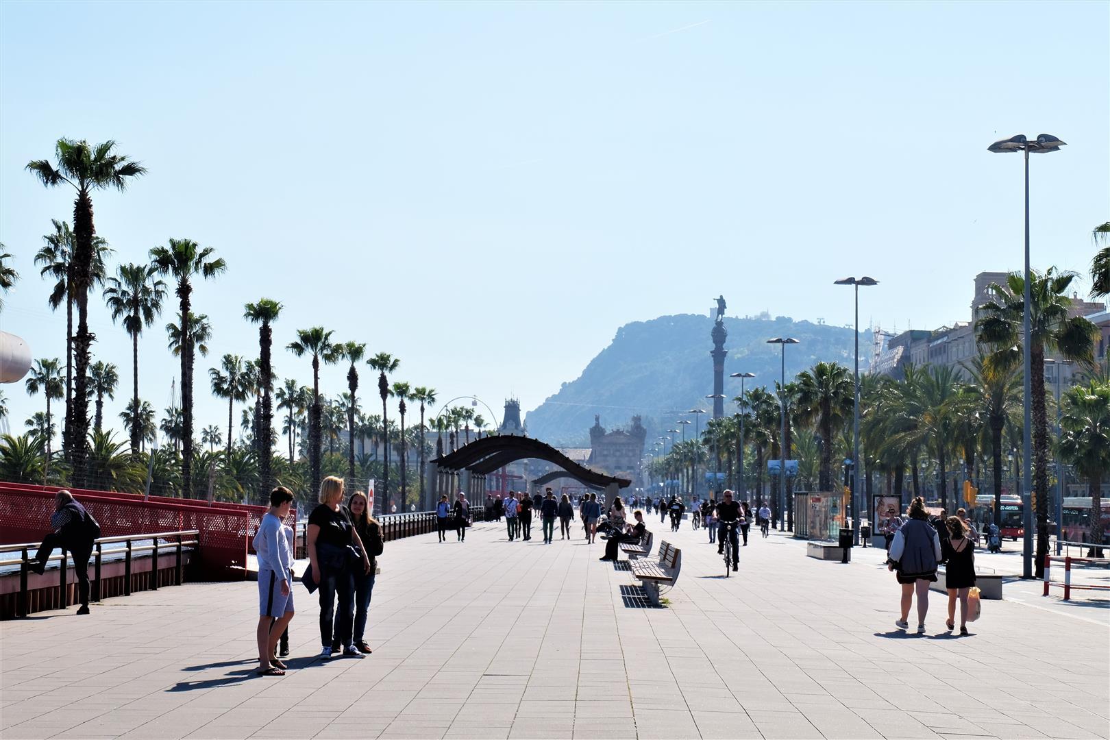 Barselona'da Yaşamak (12)