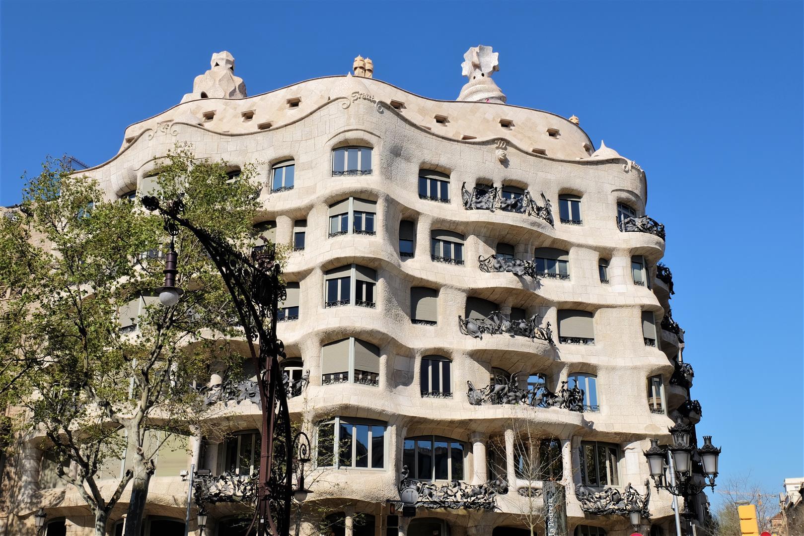 Barselona'da Yaşamak (2)