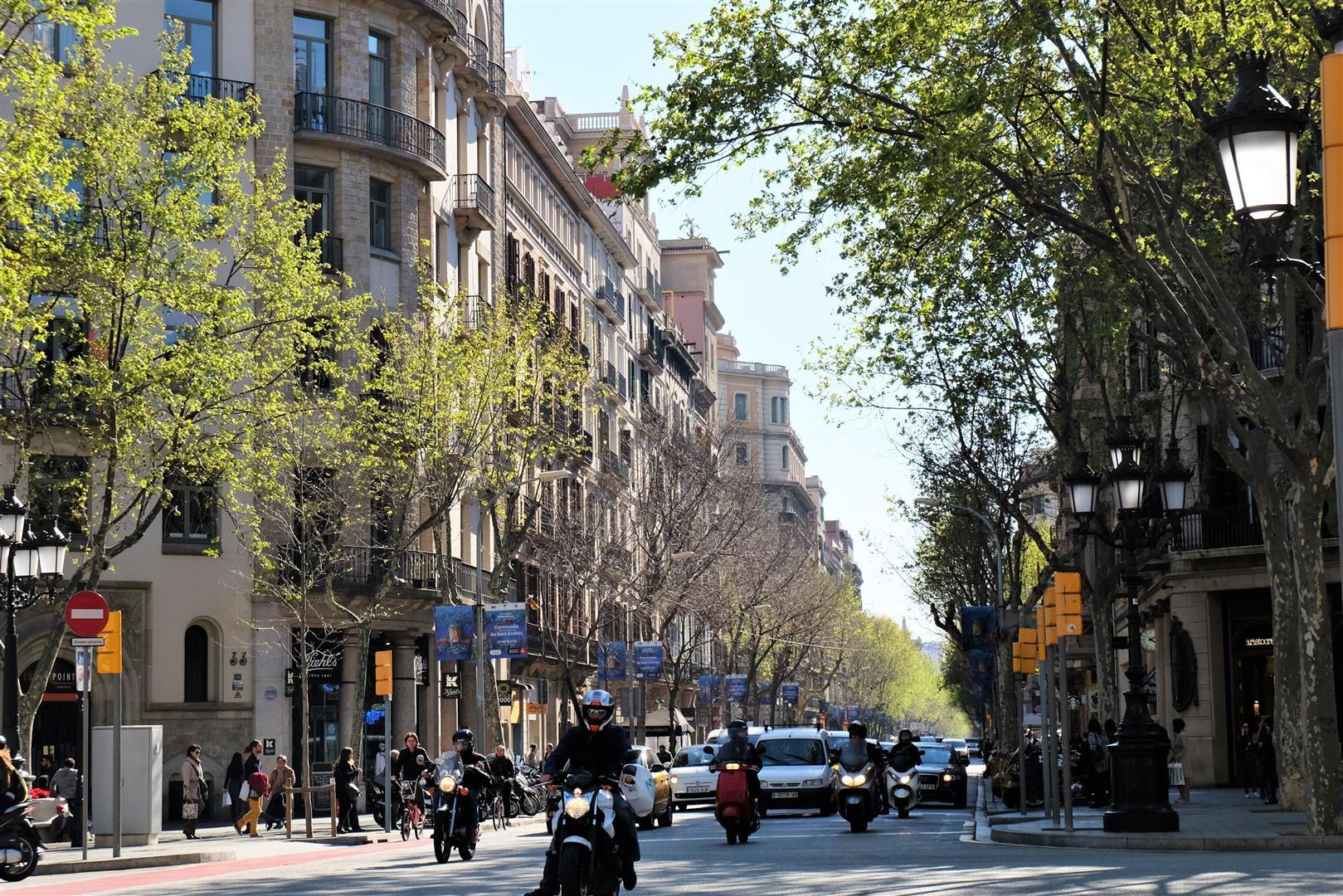 Barselona'da Yaşamak (3)