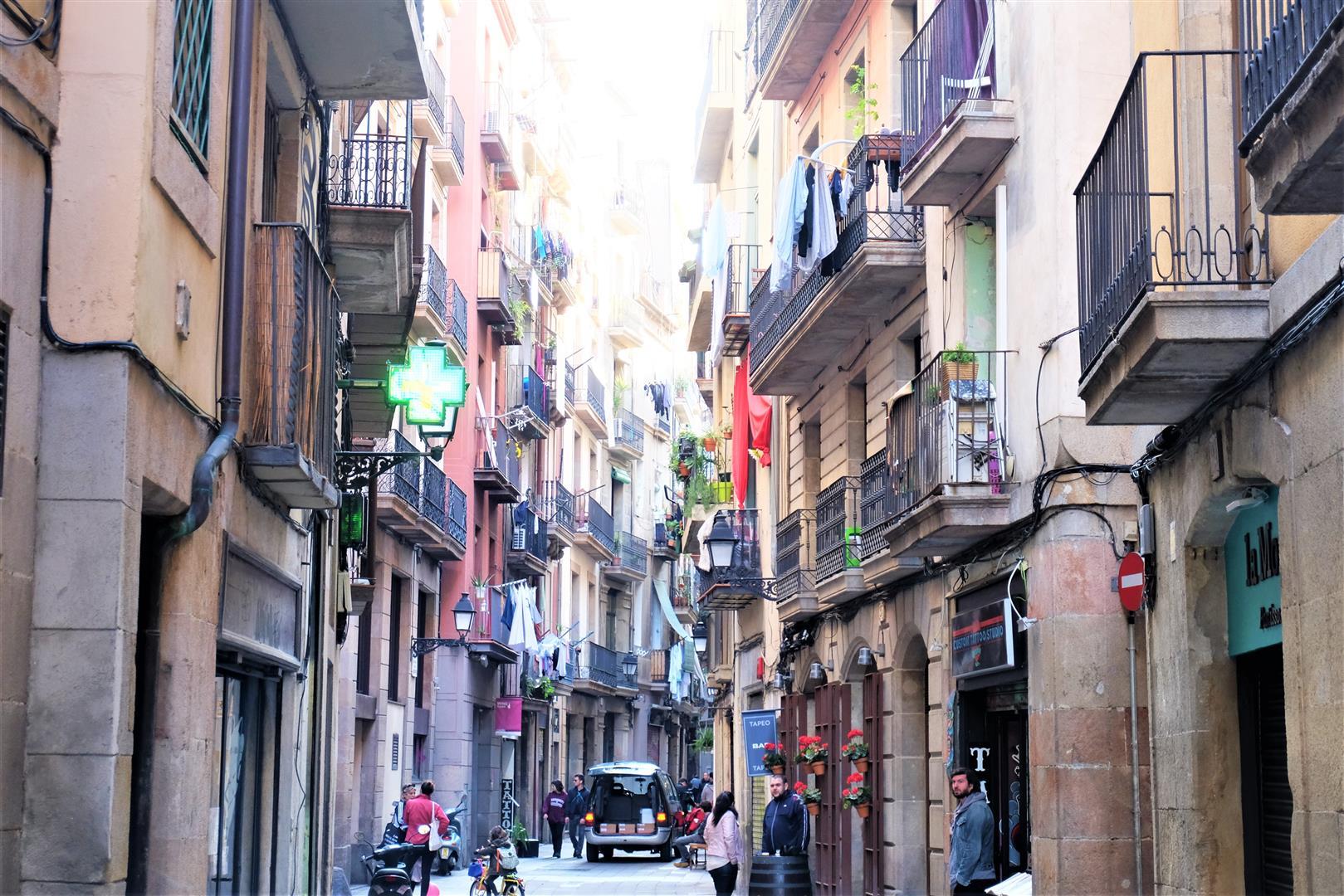 Barselona'da Yaşamak (6)
