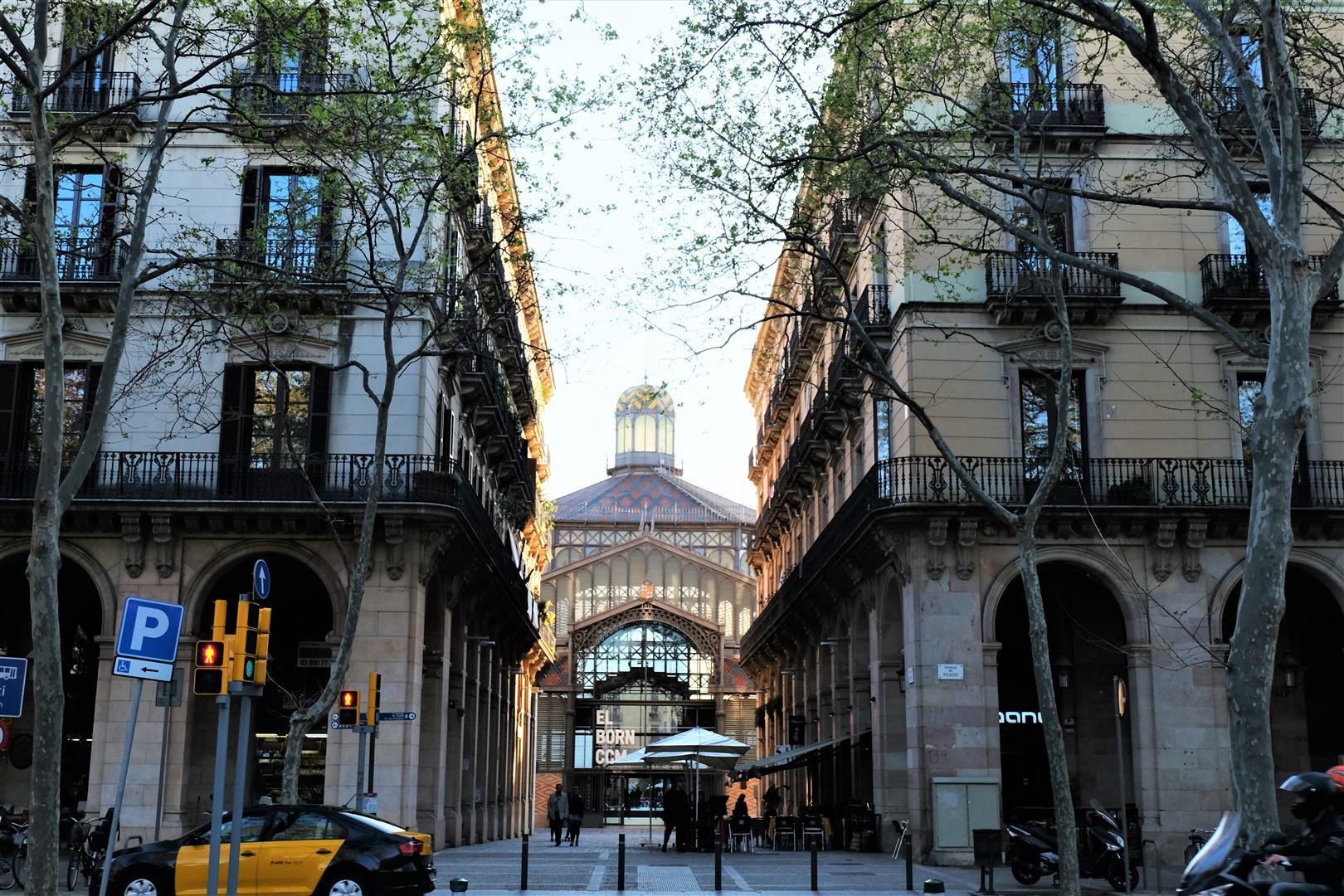 Barselona'da Yaşamak (7)
