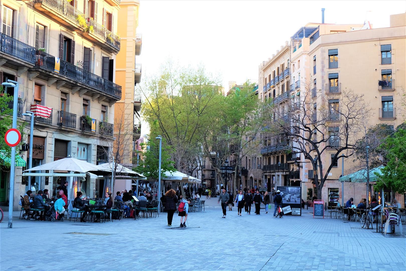 Barselona'da Yaşamak (8)