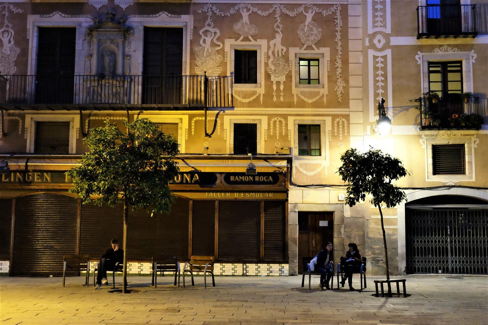 Barselona'da Yaşamak (9)