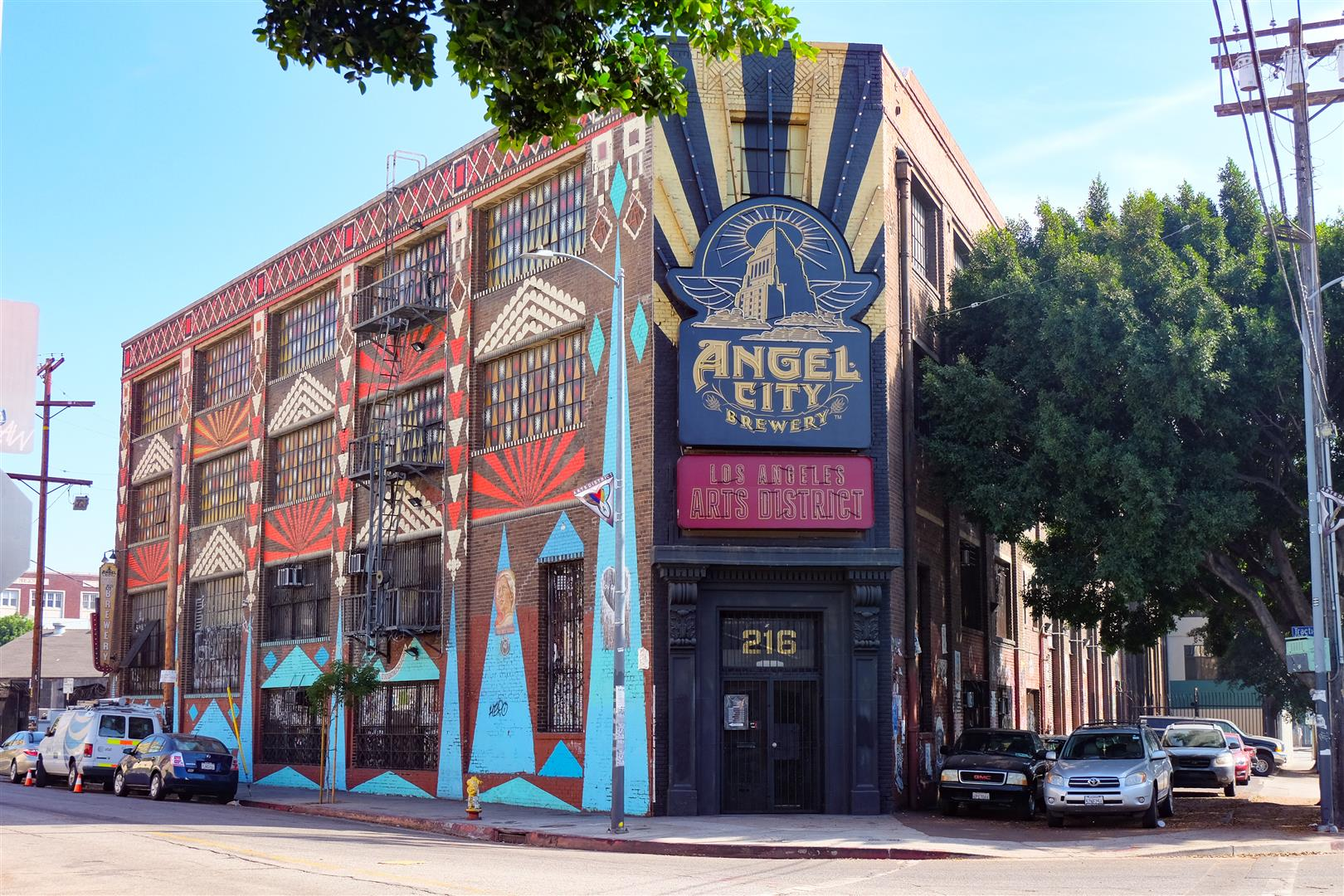 Los Angeles Arts District (1)