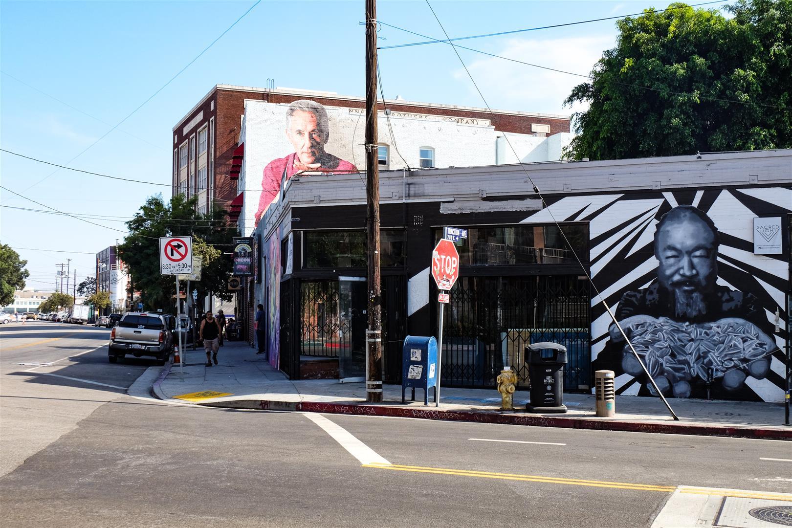 Los Angeles Arts District (2)