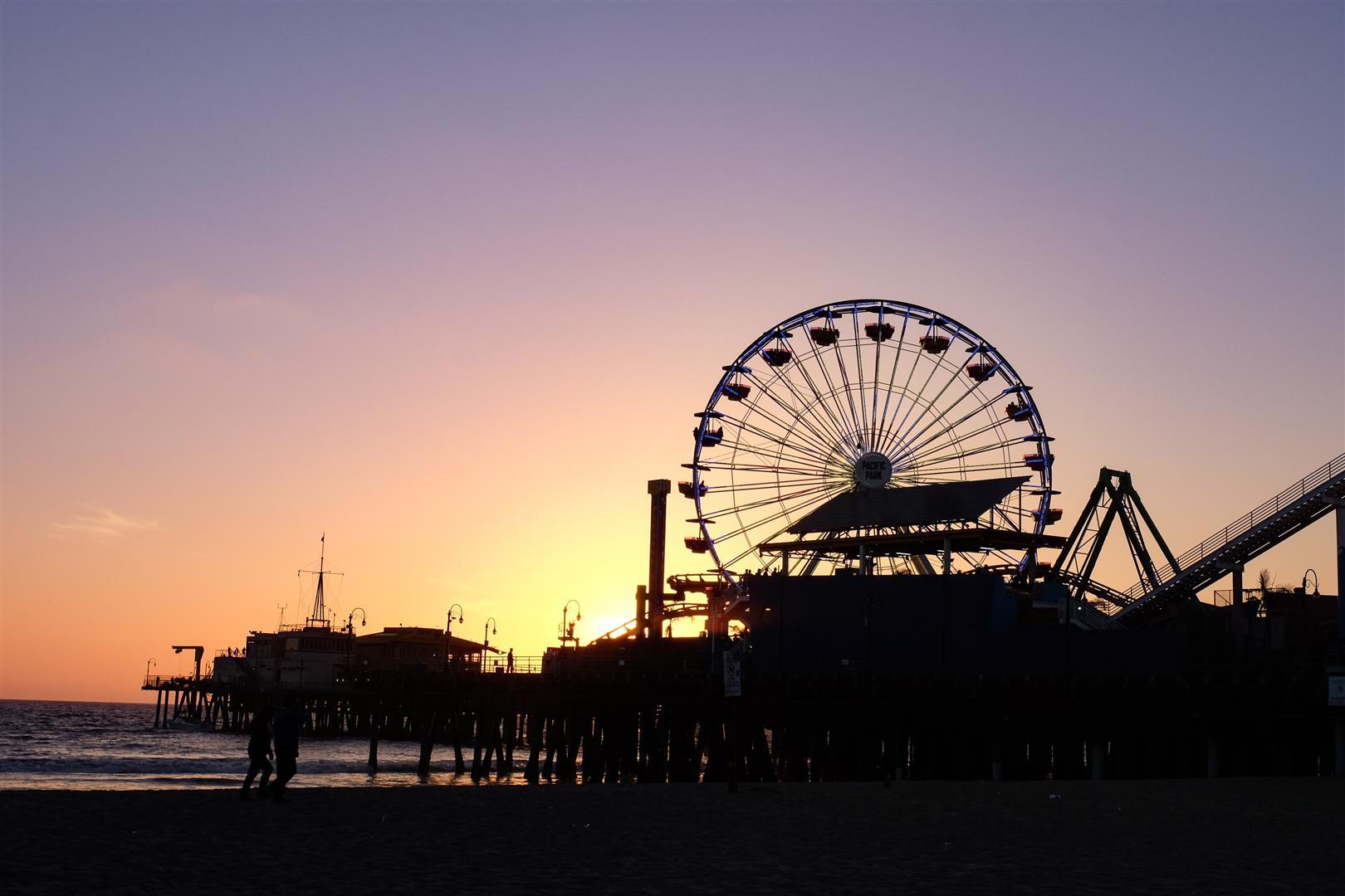 Santa Monica Los Angeles (1)