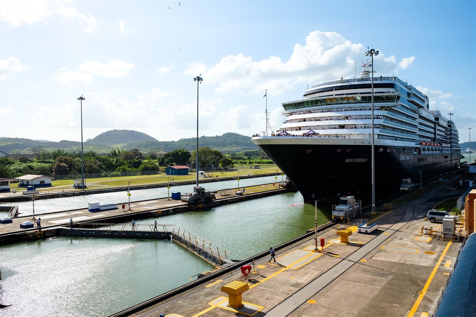 Panama Kanalı