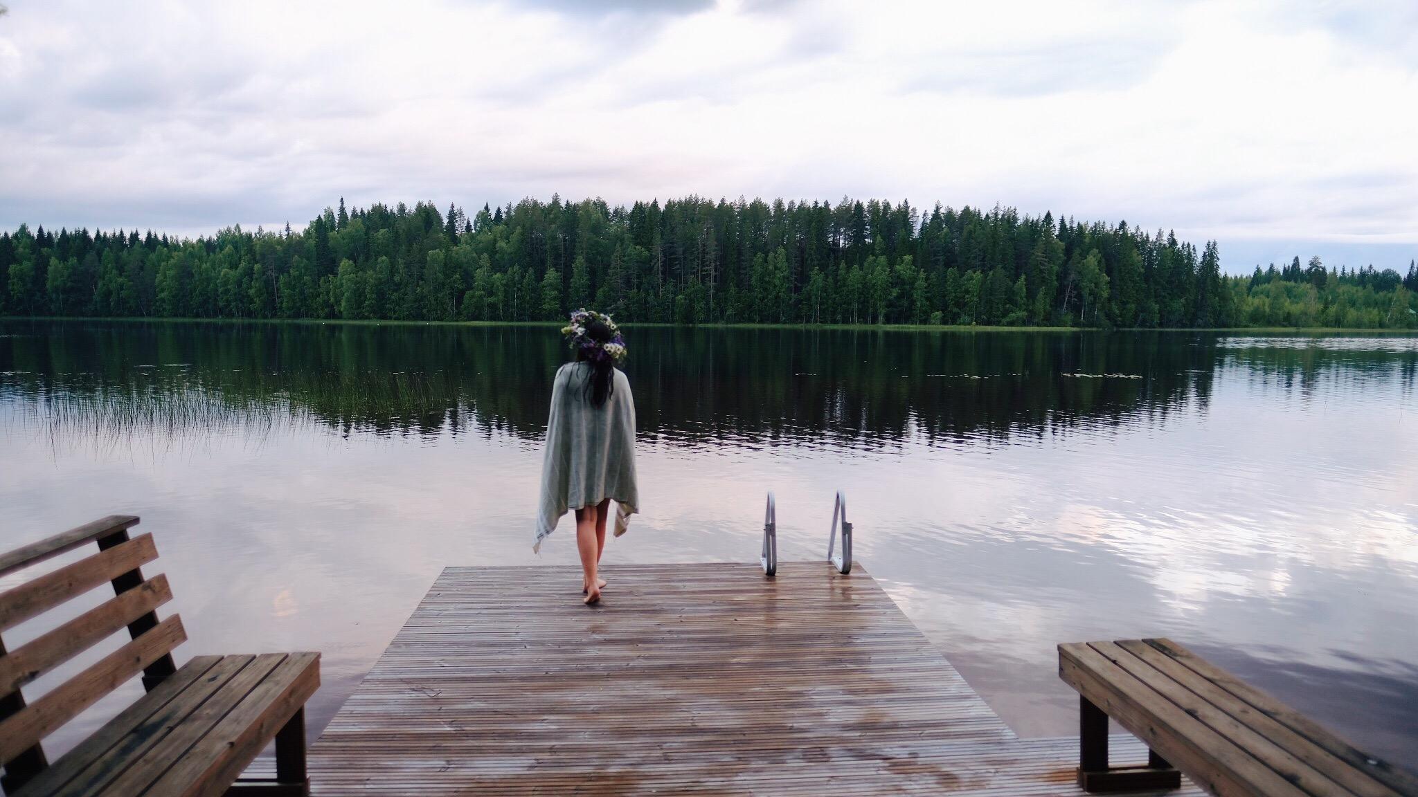 Finlandiya'da yaşamak