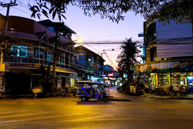Chiang Mai Gezi Rehberi