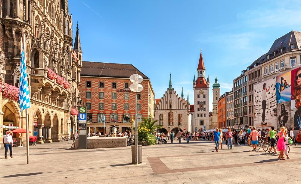 Almanya'ya Yerleşmek