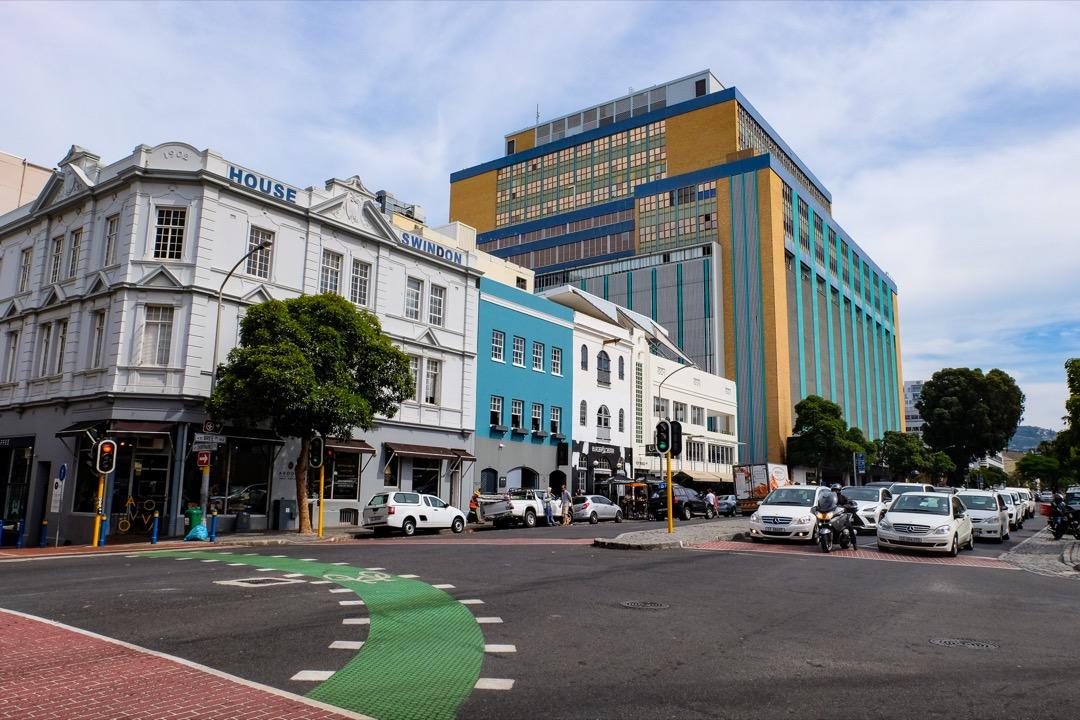 Bree Street Cape Town