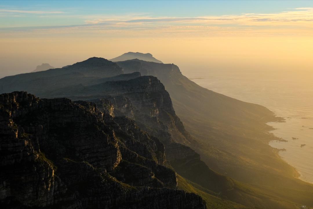 Cape Town Masa Dağı