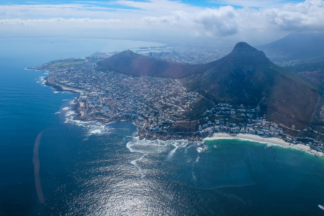 Cape Town Helikopter