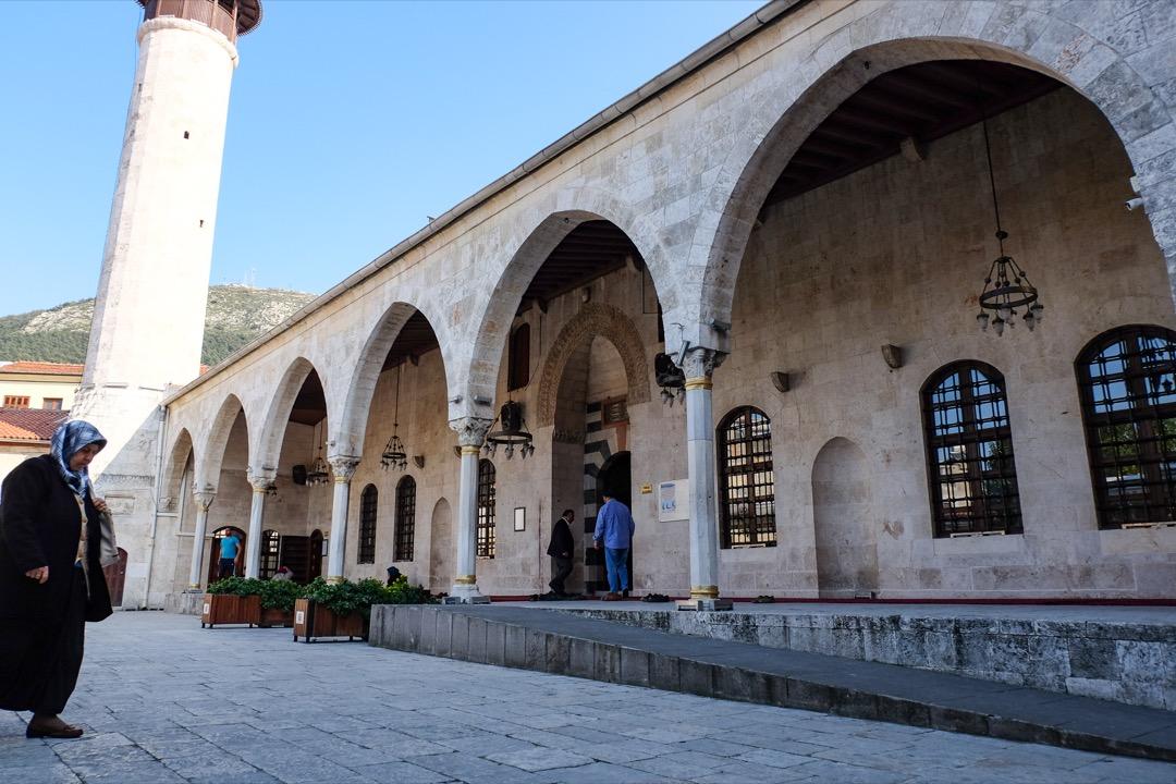 Habibi Neccar Camii Antakya