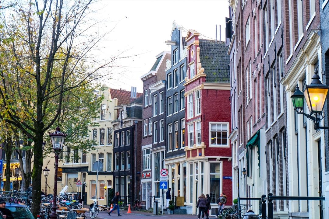 Amsterdam'da Yaşamak