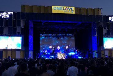 One Love Festival 15: Bunun 3 Gün Olanı Yok Mu?