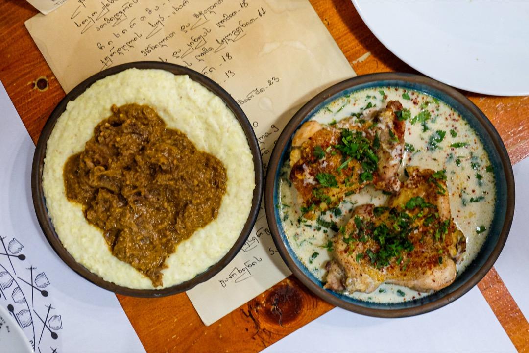 Gürcistan Mutfağı